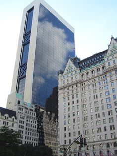 Fotografía: Clara Hernandez Korai Skyscraper, Multi Story Building, Louvre, Travel, Life Symbol, New York City, Cities, Skyscrapers, Viajes