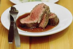 Easy Red-Wine Sauce Made with Pan Drippings