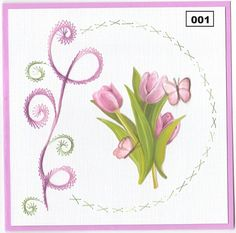 Dalara Creative: Stitching Pattern 001