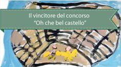 """Il vincitore del concorso """"DISEGNI ANIMATI"""" che si è svolto all'evento """"Oh che bel Castello"""" a Tolentino (MC) il 23-24-25 Maggio 2014"""
