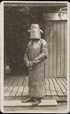 1918 radiology nurse