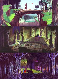 Visually Breathtaking Disney Sleeping Beauty