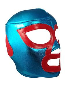Nacho Libre Lucha Libre Wrestling Mask (Pro-Fit) Costume Wear, 2015 Amazon Top Rated Wrestling #Sports