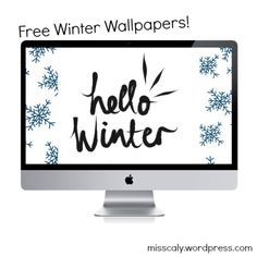 free wallpapers winter