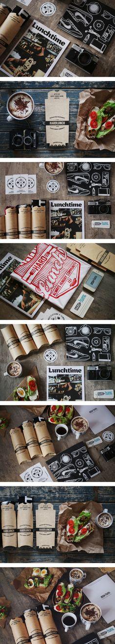 Hard Lunch / Vladimir Strunnikov