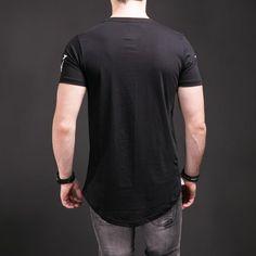 N&R Men XV Graphic T-shirt - Black