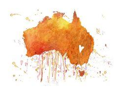 """Australia by Etsy store """"poppyandpinecone"""""""