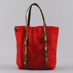 Epperson Climb Tote - Barn Red