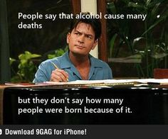 Two And A Half Men Quotes by dariidineva on We Heart It