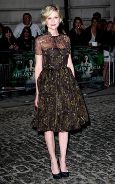 Kirsten Dunst's style