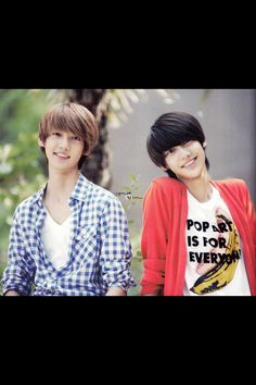 Jo twins <3 Love this pic of them.