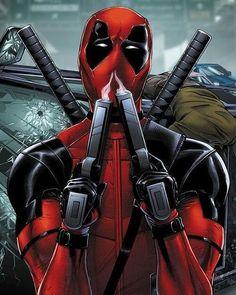 Marvel Universe Red Deadpool loose figure X-Men Deadpool Art, Deadpool Funny, Deadpool Photos, Pokemon Manga, Manga Anime, Marvel Comics, Marvel Heroes, Batman Spiderman, Superman