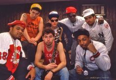 The Beastie Boys & Public Enemy