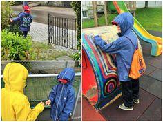 Outdoor-Bekleidung: Gut geschützt machen auch Wetterkapriolen Spass!