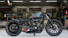 Harley Davidson Sportster Bobber ZZ - DP Customs