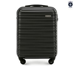 Features: room divider and packing straps for optimal storage of your wardrobe. Dimensions (H x W x D): 54 x 38 x weight: kg, volume: 34 L. Hand Luggage Suitcase, Luggage Deals, Derby, Childrens Luggage, Telescopic Pole, Combination Locks, Travel Tote, Bags, Black