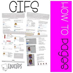 Powerpoint Program, Insert Image, Slow Down, Video Clip, Art Tips, Animated Gif, Something To Do, Gifs, Clip Art