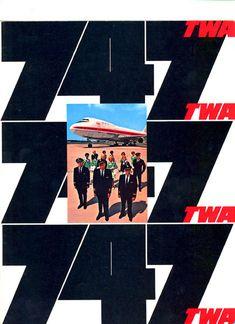 1970 - Flight Wing One/747 launch brochure