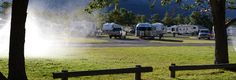 Townsite Campground te reserveren