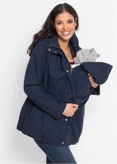 Jetzt anschauen: Diese Umstandsjacke mit herausnehmbarer Weste ist während der gesamten Schwangerschaft und auch danach ein toller Begleiter für die Übergangszeit. Zusätzlich lässt sich die Jacke durch ein elastisches Bindeband in der Weite regulieren und die Kapuze ist abnehmbar. Die vorderen vier Taschen lassen sich durch einen versteckten Reißverschluss schließen. Dank Reißverschlüssen an den Seiten, kann die Jacke auch über den Babybauch angezogen werden. Nach der Schwangerschaft kann…