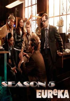 Eureka: Season 5  http://connect.collectorz.com/movies/database/eureka-season-5