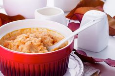 Recipe for Slow Cooker Sweet Potato Oatmeal