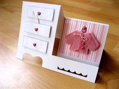 Dresser Stair Step Card by gaby68 - Cards and Paper Crafts at Splitcoaststampers
