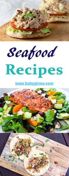 Succulent Seafood Recipes for the Whole Family! #Seafood #Recipes