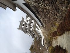 Gujo hachiman castle in Gifu Japan.