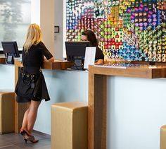LEMAYMICHAUD   INTERIOR DESIGN   ARCHITECTURE   QUEBEC   HOTEL   Hôtel Alt Québec Architecture Design, Desk, Furniture, Home Decor, Architecture Layout, Desktop, Decoration Home, Room Decor, Table Desk