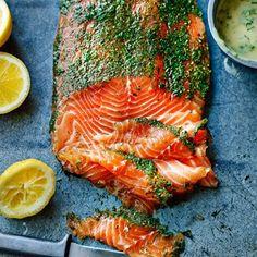 Gravadlax Recipe – Salmon Gravadlax by Mary Berry