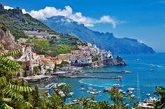 O charme da Riviera italiana