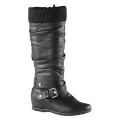 JANILENY women's boots knee-high boots at SPRING.
