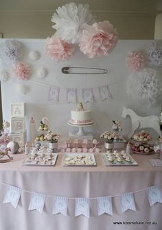 decoracin para baby shower