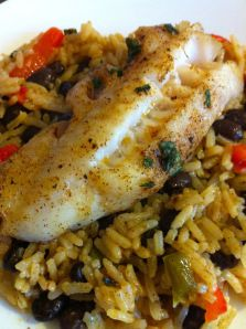 1000 images about seafood recipes on pinterest baked for Baked fish and rice