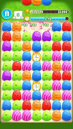 App Shopper: Jelly Picnic - Free Match 3 Jelly Fun (Games)