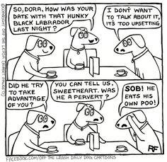 Off The Leash dog comics