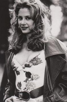 Mira Sorvino as 'Linda Ash' in Mighty Aphrodite (1995)