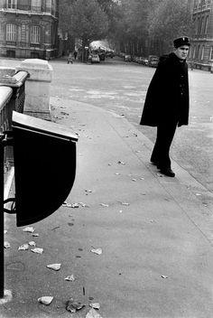 Sergio Larrain - Paris. 1959.