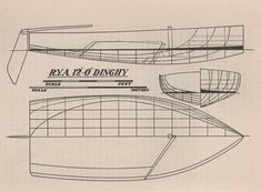 Nautical Design, Dinghy, Sailing, History, Boats, Model, Wood, Boat Building, Jon Boat