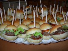 [foto] -Minihamburger