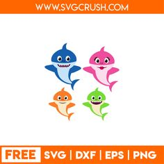 SVGCrush - FREE SVG FILES - Babies & Kids