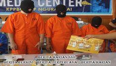 Malaysia Ditangkap Sembunyikan Narkoba