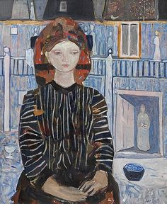 View Seated woman By Kai Fjell; Oil on canvas; Access more artwork lots and estimated & realized auction prices on MutualArt. Modern Art, Contemporary, Scandinavian Art, Painting & Drawing, Norway, Kai, Oil On Canvas, Auction, Culture