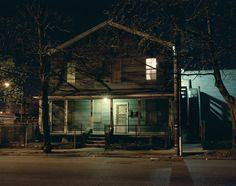 Johnathan Smith - Night and the City Photography Series