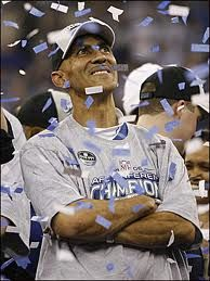 Tony Dungy -- a coach who knew his success was in his testimony to his players