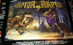 Raptors vs Raptor (Vince)
