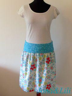 simple skirt tutorial.