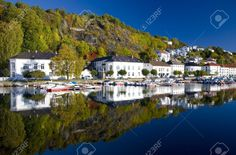 Harbour Of Risor, Norway Stock Photo, Picture And Royalty Free Image. Royalty Free Images, Norway, Stock Photos, Pictures, Photography, Inspiration, Photos, Biblical Inspiration, Photograph
