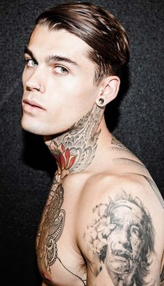 Stephen James. Something strange and attractive about him. Yet I have no idea what it is